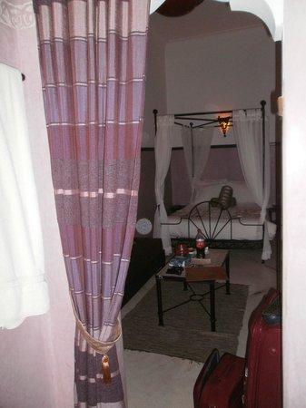 Riad Dar Palmyra: la chambre