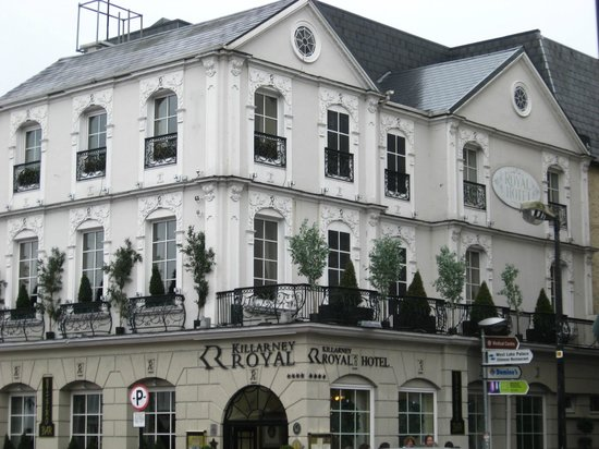 Killarney Royal: Exterior