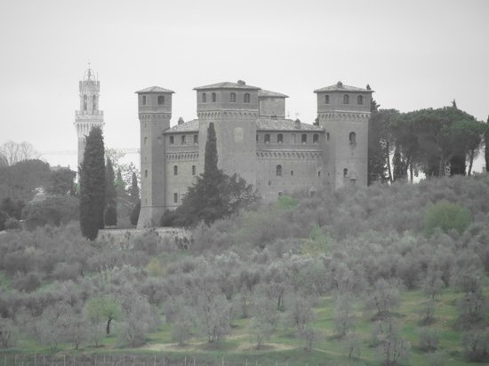 Castello delle quattro torra:                   You will be taken back in time
