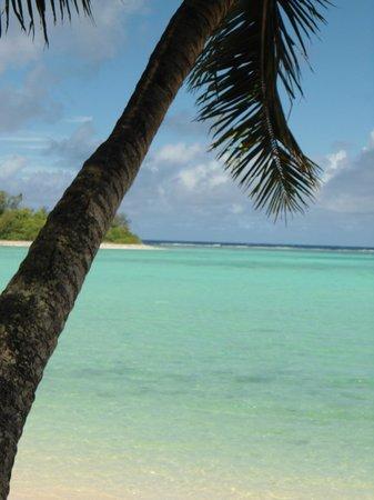 Muri Beachcomber: Muri Beach