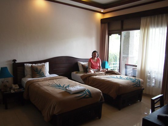 De Munut Balinese Resort & Spa: De Munut superior dbl room
