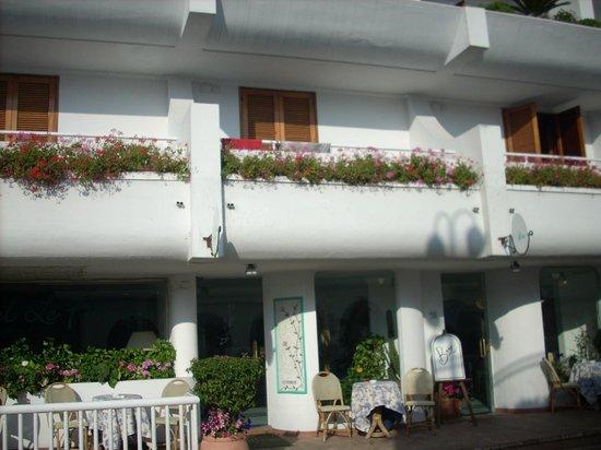 Hotel Le Fioriere: Le Fioriere