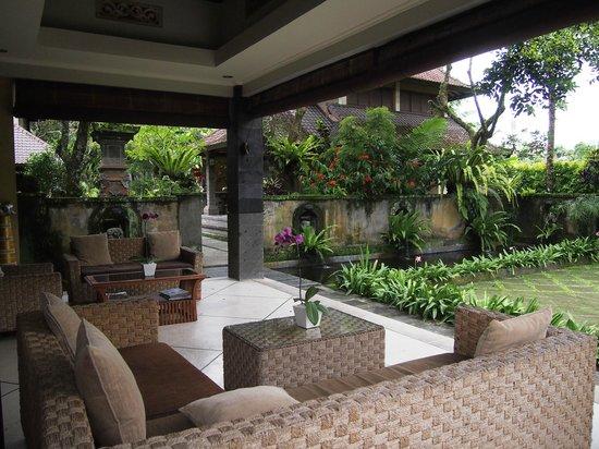 De Munut Balinese Resort: De Munut lobby