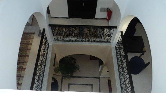Lina Ryad & Spa : vue de la chambre