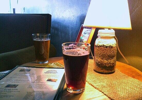 Granite Mountain Brewing: The Thumb Butte Brown Ale is delicious