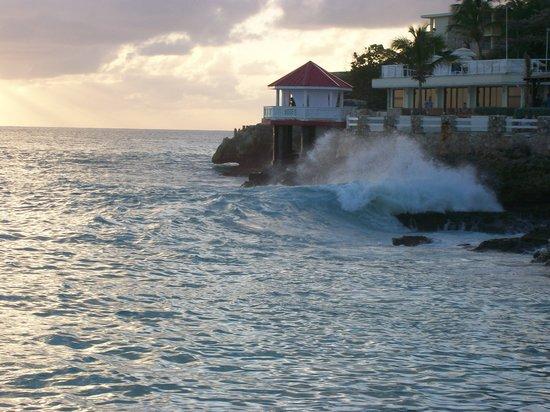 Royal Islander Club La Plage:                   View form Beach at La Plage