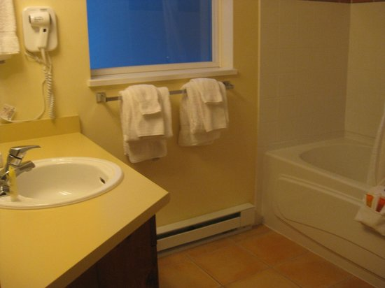 Silver Creek Lodge: Ensuite Bathroom Room 363