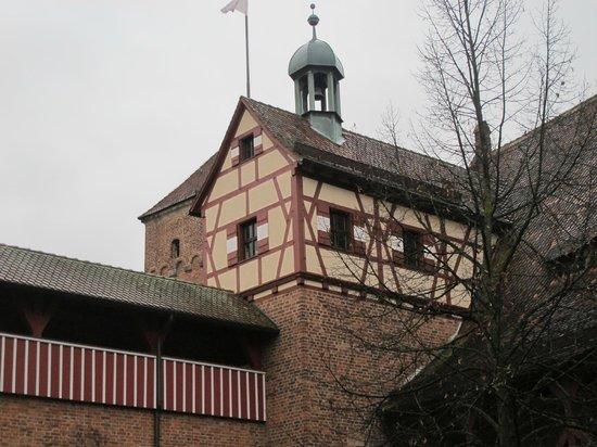 Kaiserburg Nurnberg (Nuremberg Castle): Imperial Castle 1