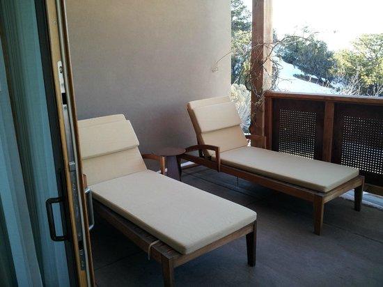 Four Seasons Resort Rancho Encantado Santa Fe:                   Patio
