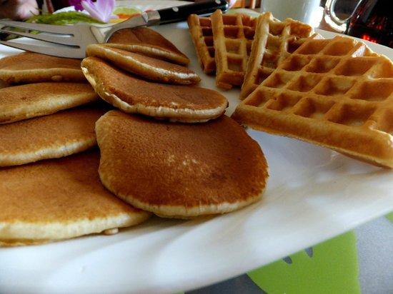 Villa Decary:                   Breakfast