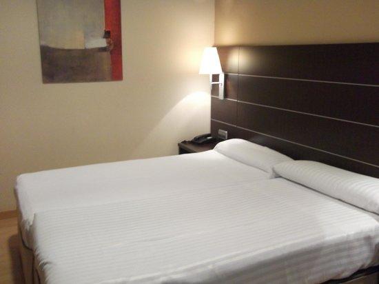Hotel Las Ventas: habitacion