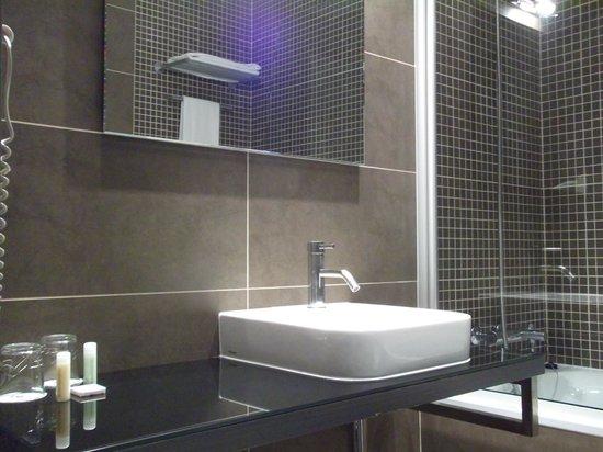 Hotel Las Ventas: baño