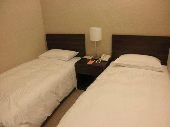 パラダイス ホテル(伊楽園大飯店), Bedroom