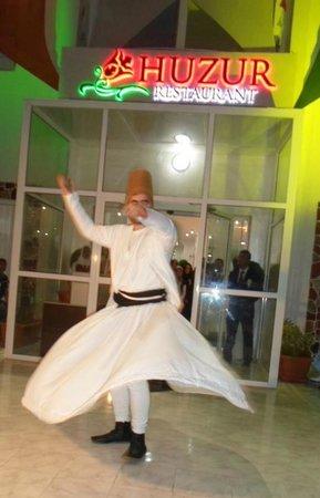 Restaurant El-Bahdja: SEMAZEN