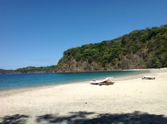 Four Seasons Resort Costa Rica at Peninsula Papagayo: Beach