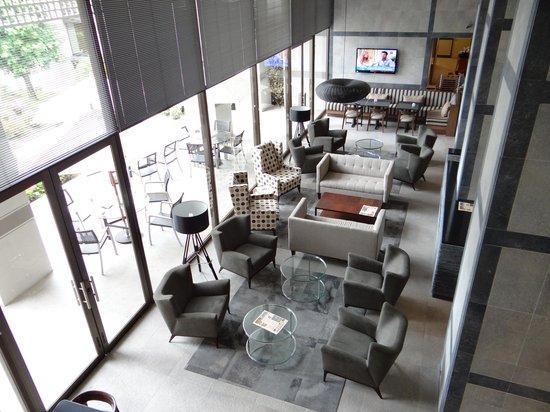 Holiday Inn Express Temuco: Salón