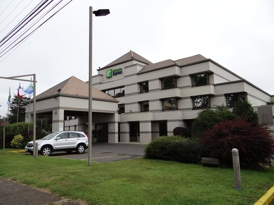 Holiday Inn Express Temuco: Hotel