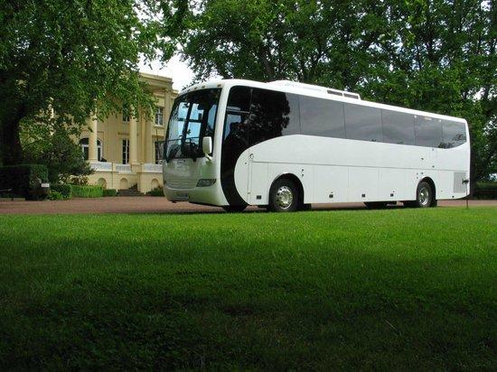 McDermott's Coaches - Day Tours : Luxury Touring Options