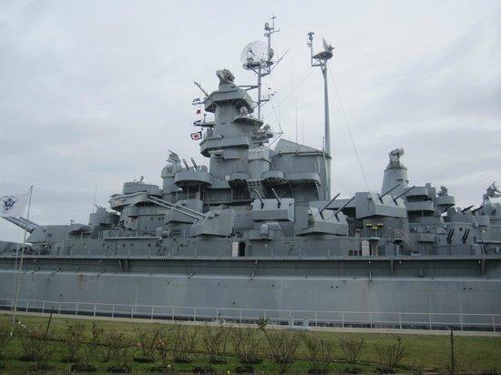 Battleship Tours In Alabama