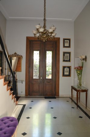 Cabrera Garden Boutique Guest House:                   Main Entrance & Stairway to suites