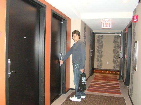 The Liberty Hotel: Entrada a la habitacion