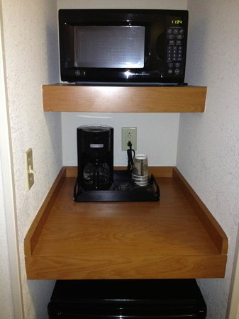 Fairfield Inn & Suites Ankeny: nice extras
