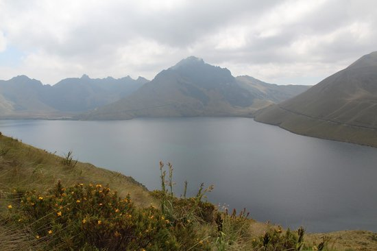 La Luna Mountain Lodge: Lake Mojanda