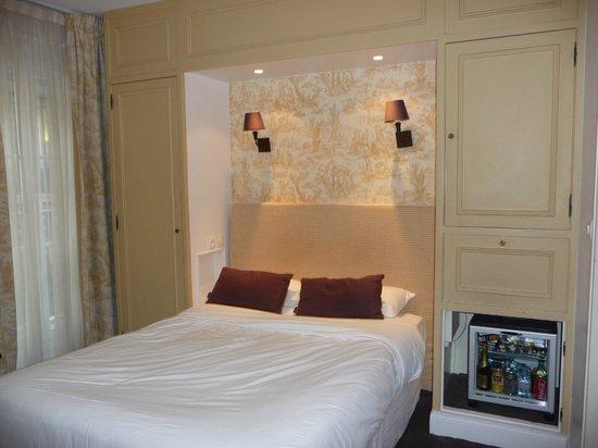 Best Western Hotel Gaillon Opera:                   quarto 202
