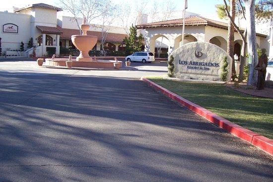 Los Abrigados Resort and Spa:                   Resort  Entrance
