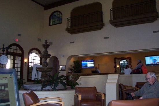 Los Abrigados Resort and Spa:                   Resort Lobby