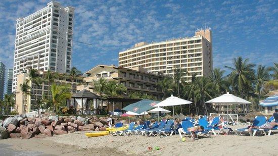 Villa del Palmar Beach Resort & Spa:                   Villa del Palmar