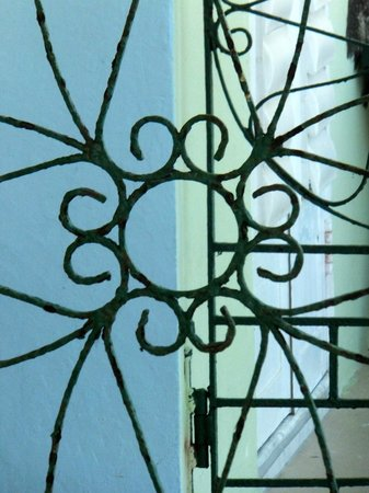 SeaGate Hotel:                   gate decor with an artistic touch.