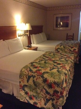 Dayton House Resort :                   room 245