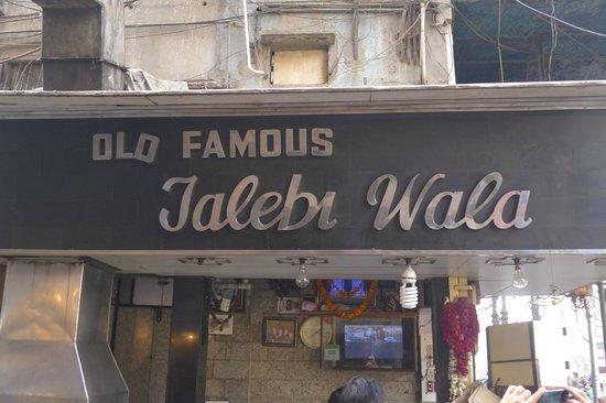 Old And Famous Jalebiwala