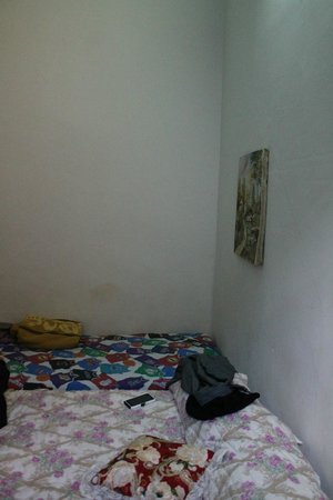 Casa Abel:                   View of the room