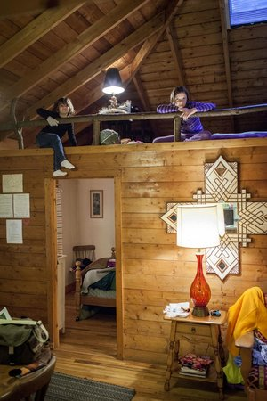 Camp Driftwood:                   Poplar Cabin Loft