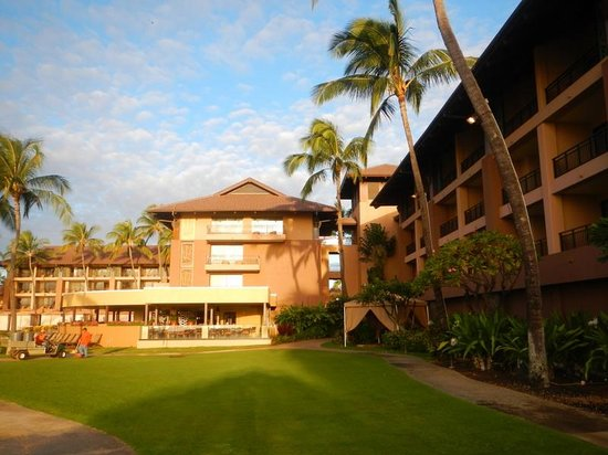 Sheraton Kauai Resort: Hotel