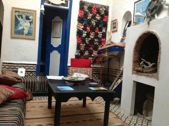 Dar Skala : Indoor living room
