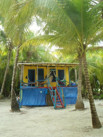 Glover's Atoll Resort: dortoir