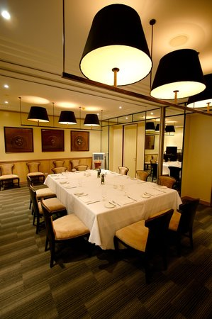 Private Dining Room Picture Of Restaurant 101 Taguig City