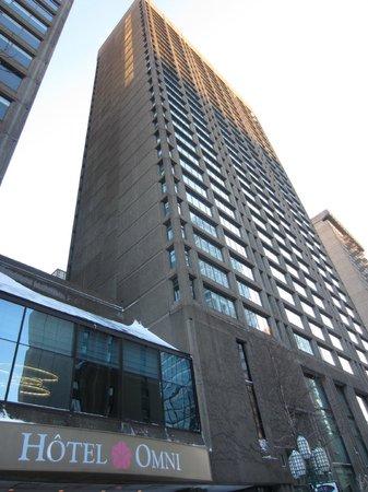 هوتل أومني مونت - رويال:                   The hotel                 