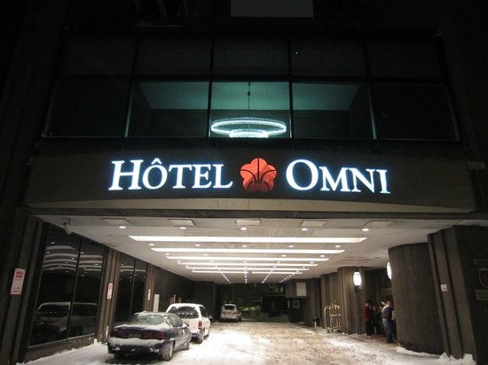 Hotel Omni Mont-Royal:                   The hotel
