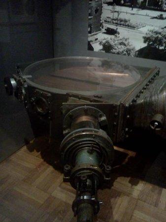 New-York Historical Society Museum & Library: Synchrotron