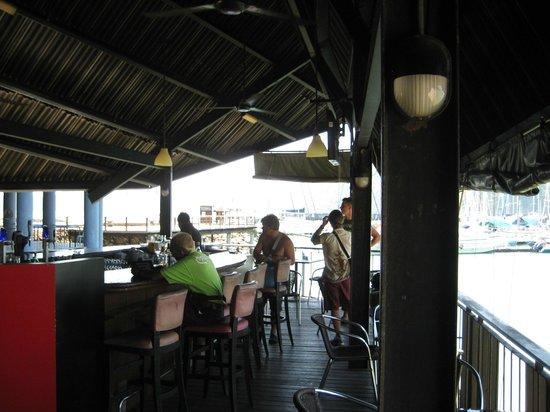 Charlie's Bar & Grill:                   View