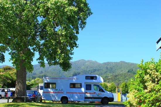 Coromandel TOP 10 Holiday Park: coromandel top 10 powered sites