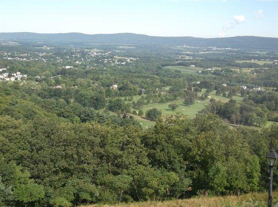 Hampton Inn Hazleton:                   Our view...