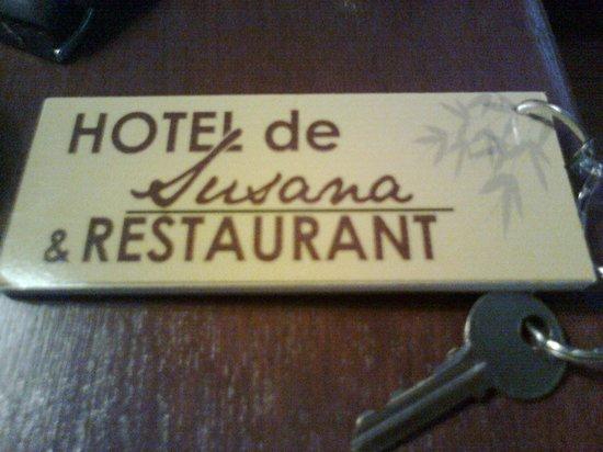 Hotel de Susana and Restaurant: @ Valencia...