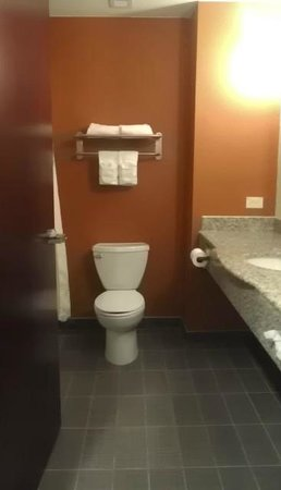 Sleep Inn & Suites I-45 / Airtex:                   Bathroom