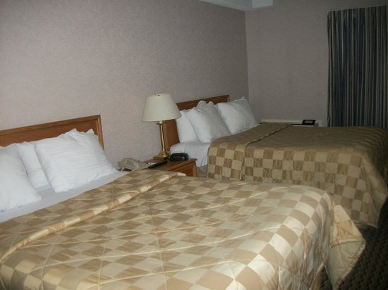 Comfort Inn Aeroport :                   Bed
