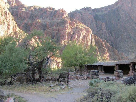 Phantom Ranch: more of the ranch